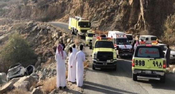مصرع شخص وإصابة آخرين في حادث عائلي بعقبة سنان