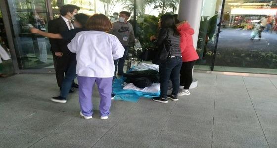 بعد أسبوع ..إندلاع حريق ثانِ بداخل مشفى بكوريا الجنوبية