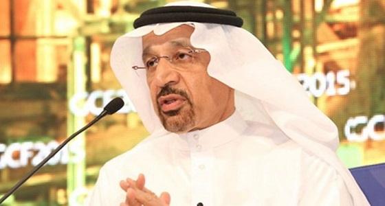 """الفالح: التعاون بين """" أوبك """" وحلفائها سيحقق استقرار بسوق النفط"""