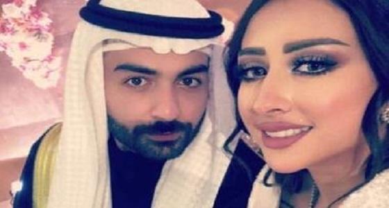 تعليق فرح الهادي على الفيديو المسرب لها برفقة زوجها