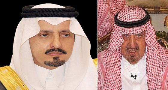 أمير عسير ينعي رحيل أخيه الأمير بندر بن خالد