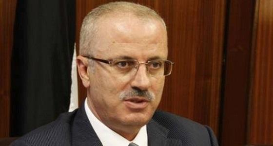 إلقاء عبوة ناسفة على موكب رئيس الوزراء الفلسطيني في غزة