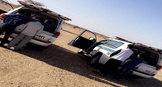 الإطاحة بـ 7 وافدين مخالفين لنظام الإقامة في عفيف