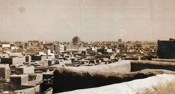 صور نادرة من مدينة الرياض ترجع لعام 1965 م