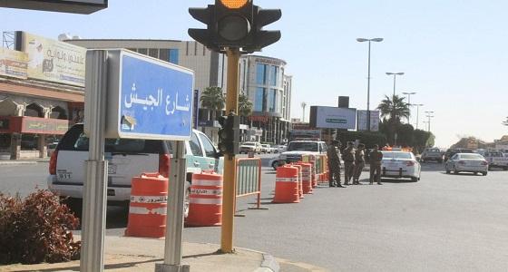 مرور الطائف يلغي 3 إشارات بامتداد طريق الجيش.. وتوضح السبب