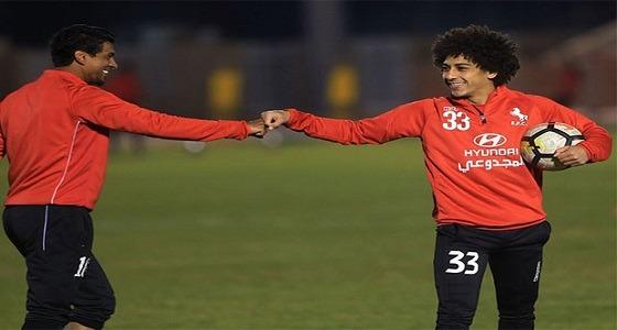 مارسيلو نجم مباراة الاتفاق والهلال