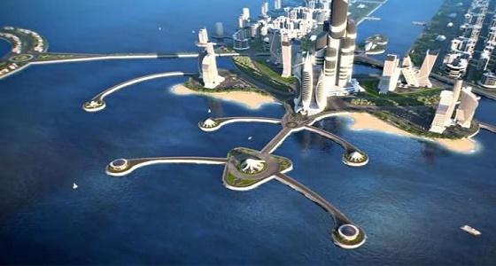 مشروع نيوم سيضم 500 كيلو متر من سواحل البحر الأحمر