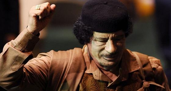 """مصير جثمان """" القذافي """" بعد مرور 6 سنوات على قتله"""