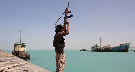 """التحالف يحبط مخططات الحوثي في تحويل البحر الأحمر """" ساحة حرب """""""