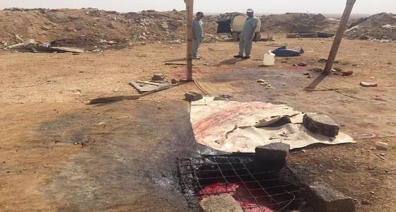 بالصور.. إزالة 27 مسلخا مخالفا بمدينة الرياض