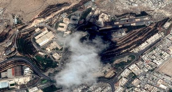 صور جديدة للأهداف العسكرية السورية التي قصفتها أمريكا