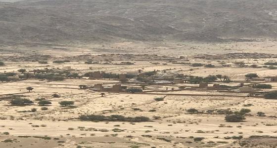 بالفيديو والصور.. الجيش اليمني والتحالف ينجحان في قطع الإمدادات عن الحوثيين