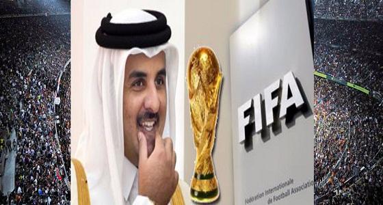 """حلم """" تنظيم الحمدين """" لاستضافة كأس العالم 2022 يتحول إلى رماد"""