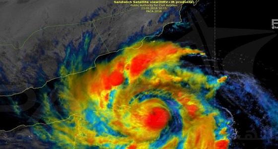 الزعاق: اعصار ماكونو في بحر العرب سيتحول إلى عاصفة مدارية