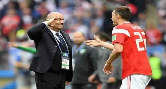 مدرب روسيا: منتخبنا حقق البداية المنتظرة