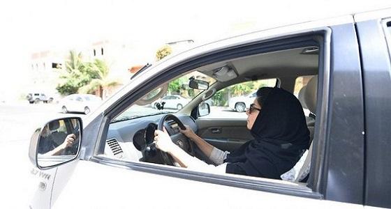 مرور مكة يرصد أول مخالفة نسائية