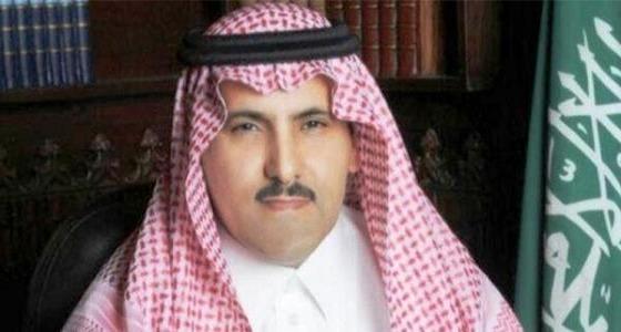 آل جابر يعلن موافقة المقام السامي على إقامة مطار إقليمي في مأرب