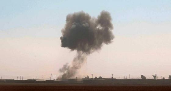 مصرع 54 شخص إثر غارة جوية على داعش شرق سوريا
