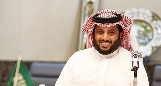 تركي آل الشيخ : إشاعات اني اتشلت من مناصبي والراحة حلوة برضو