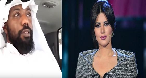 بالفيديو.. كويتي يهاجم شمس بعد انتقادها لرجال الدين