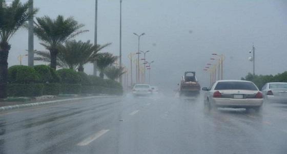 تنبيه متقدم بهطول أمطار على 6 محافظات بعسير