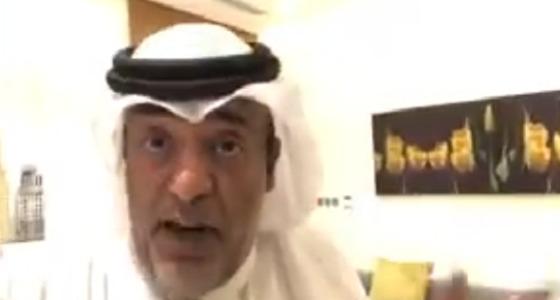 """بالفيديو.. تعليق وليد الفراج على قرار """" مكافحة المخدرات """" بمحاسبته"""
