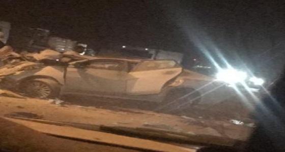 وفاة وإصابة 7 أشخاص إثر حادث تصادم بمكة المكرمة