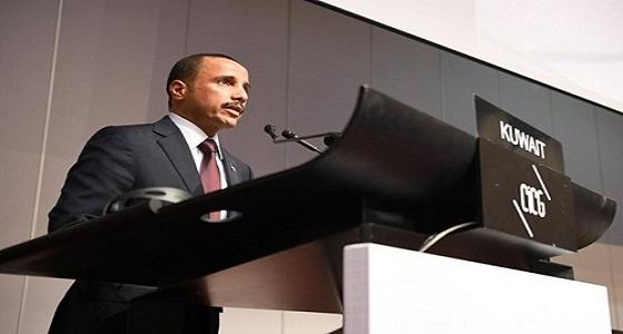 انسحاب الوفد الإسرائيلي بعد كلمة رئيس مجلس الأمة الكويتي