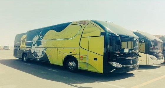 محي الدين صالح يقدم حافلة خاصة للاتحاد
