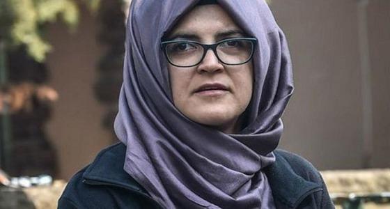 """اختفاء خديجة جنكيز.. وسفارة قطر بتركيا تدير حسابها على """" تويتر """""""