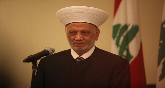 مفتي لبنان: شعوب العالم العربي ستكون بالمرصاد لحملات الابتزاز السياسي على المملكة