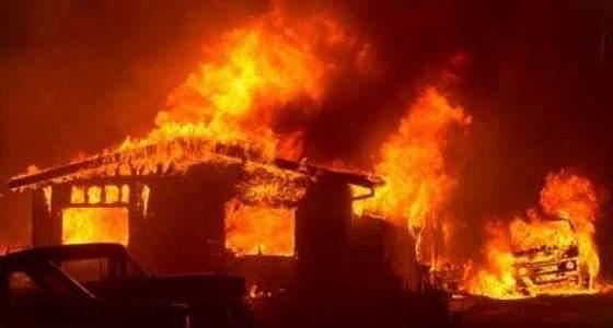 الكشف عن عدد ضحايا حرائق الغابات في كاليفورنيا