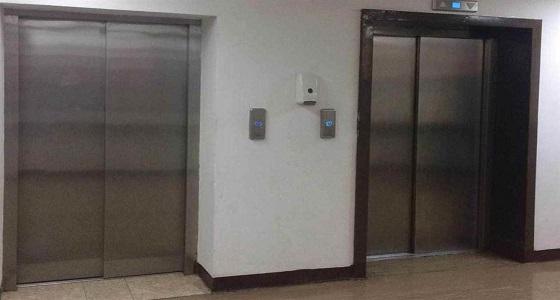 إحتجاز 9 أشخاص إثر تعطل مصعد في مستشفى بالباحة