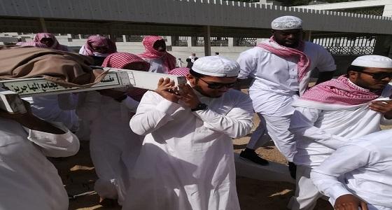 بالصور.. تشييع جثمان النيفاوي إلى مثواه الأخير بمكة