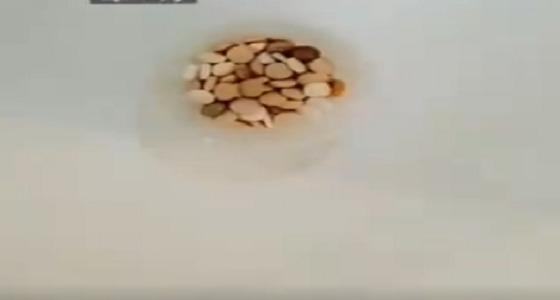 بالفيديو.. أضرار تعاطي حبوب الكبتاجون المخدر