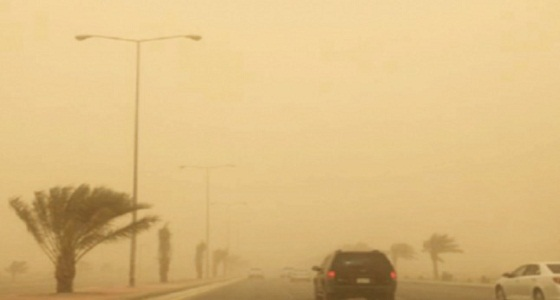 استمرار التقلبات الجوية على بعض المناطق لمدة 4 أيام