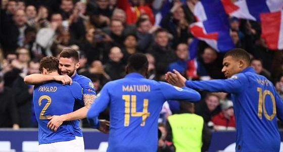 تصفيات يورو 2020..فوز لفرنسا وتعثر جديد للبرتغال