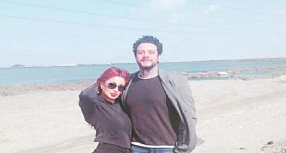 بالصور.. أحمد الفيشاوي وزوجته يثيران الجدل بأحد الشواطئ مجددا
