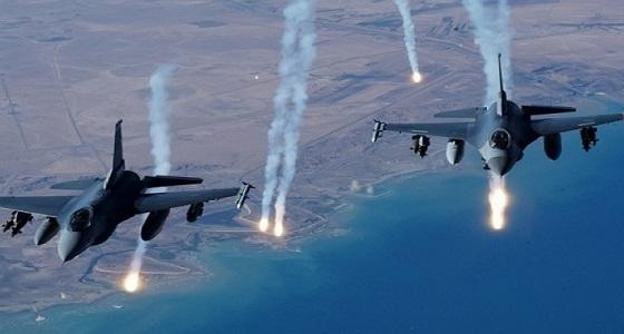 مصرع قيادي حوثي و عشرات المسلحين في غارات لطيران التحالف العربي