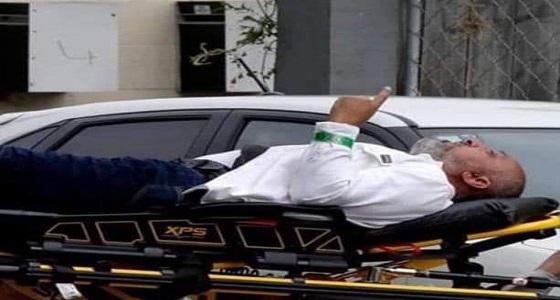 """المواطن محسن الحربي.. """" أيقونة """" ضحايا مجزرة نيوزيلندا"""