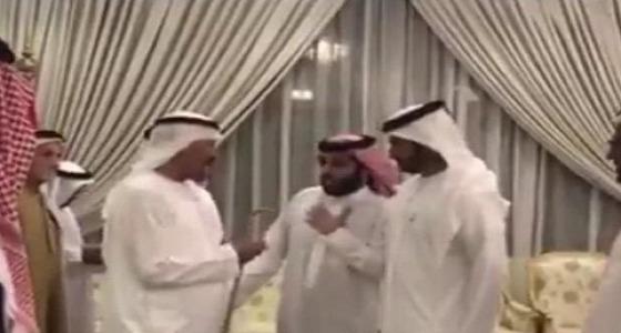 """تركي آل الشيخ يكشف حقيقة """" فنجان السويدي """" : """" الدويلة تختلق الأكاذيب """""""