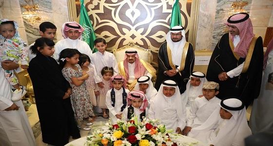 أمير الرياض يفتتح مشاريع تقدر قيمتها بـ 100 مليون ريال بمحافظة الخرج