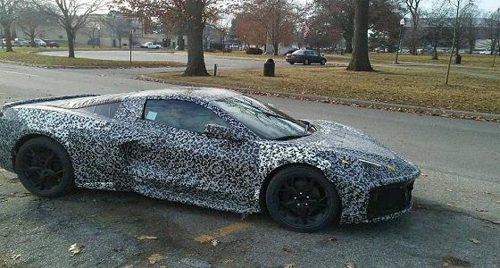 بالفيديو.. تجريب سيارة كورفيت 2020 في شوارع أمريكا.. وسعرها يصل لـ 637 ألف ريال