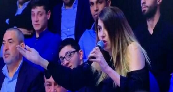بالفيديو.. فتاة لبنانية: بدنا محمد بن سلمان لبناني ليقضي على الفساد