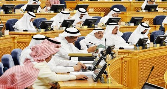 """"""" الشورى """" يطالب بتوسيع شبكة قطار الحرمين لتشمل مطار الطائف"""