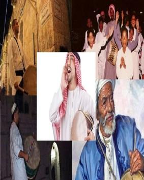 """المسحراتي """" أبو طبيلة """" .. عادات رمضانية متأصلة"""