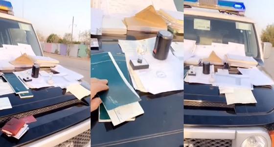 بالفيديو.. الإطاحة بمقيم نفذ عمليات احتيال بملايين الريالات