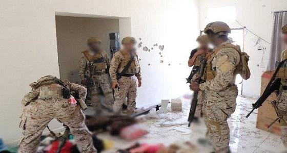 بالفيديو والصور.. التحالف العربي: إلقاء القبض على أمير تنظيم داعش الإرهابي باليمن