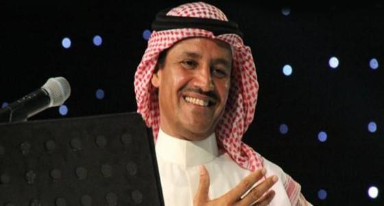 خالد عبدالرحمن يعلن إقامة حفله الغنائي بالقصيم