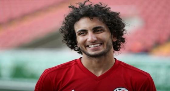 تعليق مثير من لاعب منتخب مصر على اتهامه بالتحرش